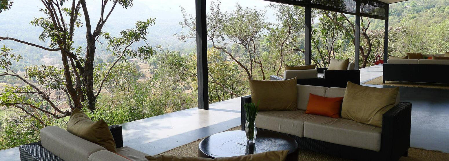 view at Shillim Retreat and Spa