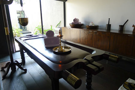 spa at Shillim Retreat and Spa
