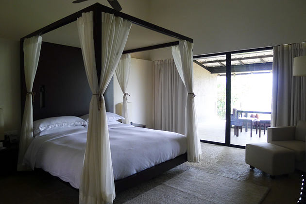 room at Shillim Retreat and Spa