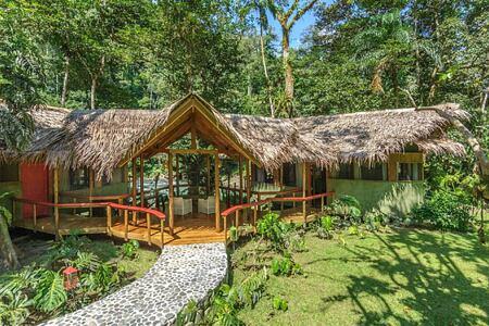 Spa at Pacuare Lodge Costa Rica