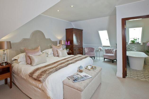 Standard Luxury Room (Loft) steenberg hotel south africa