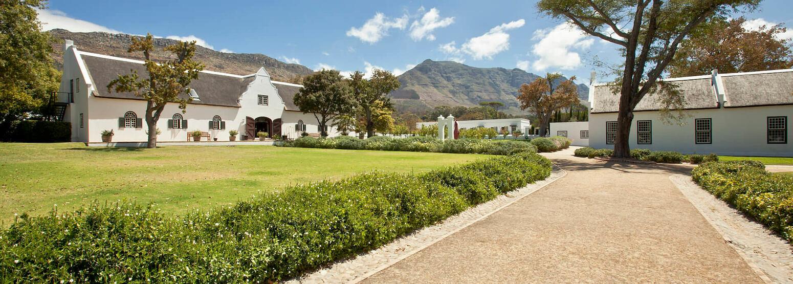 Steenberg Hotel (Barn) - Reception building south africa
