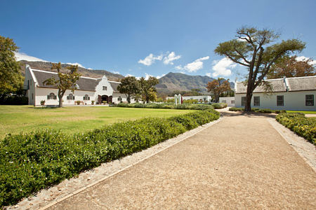 Steenberg Hotel (Barn) - Reception building south africa