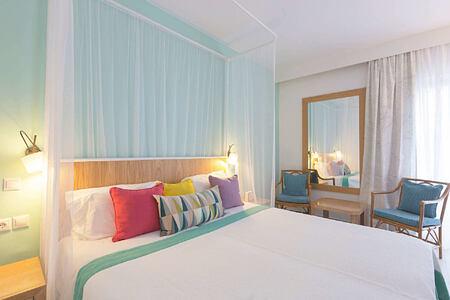 Superior room at Eagles Palace hotel