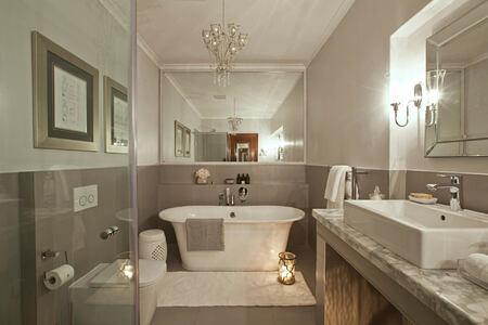 Superior Room Bathroom steenberg hotel south africa