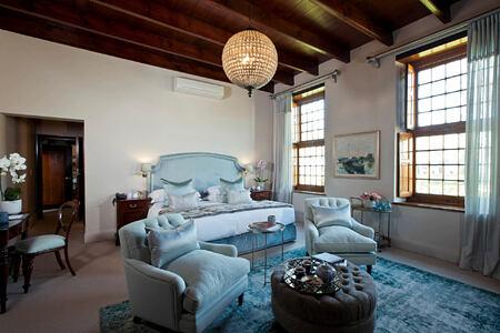 Superior Room Bedroom steenberg hotel south africa