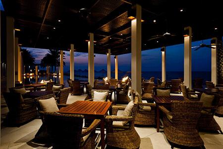 The Chedi Cabanas at the chedi hotel oman