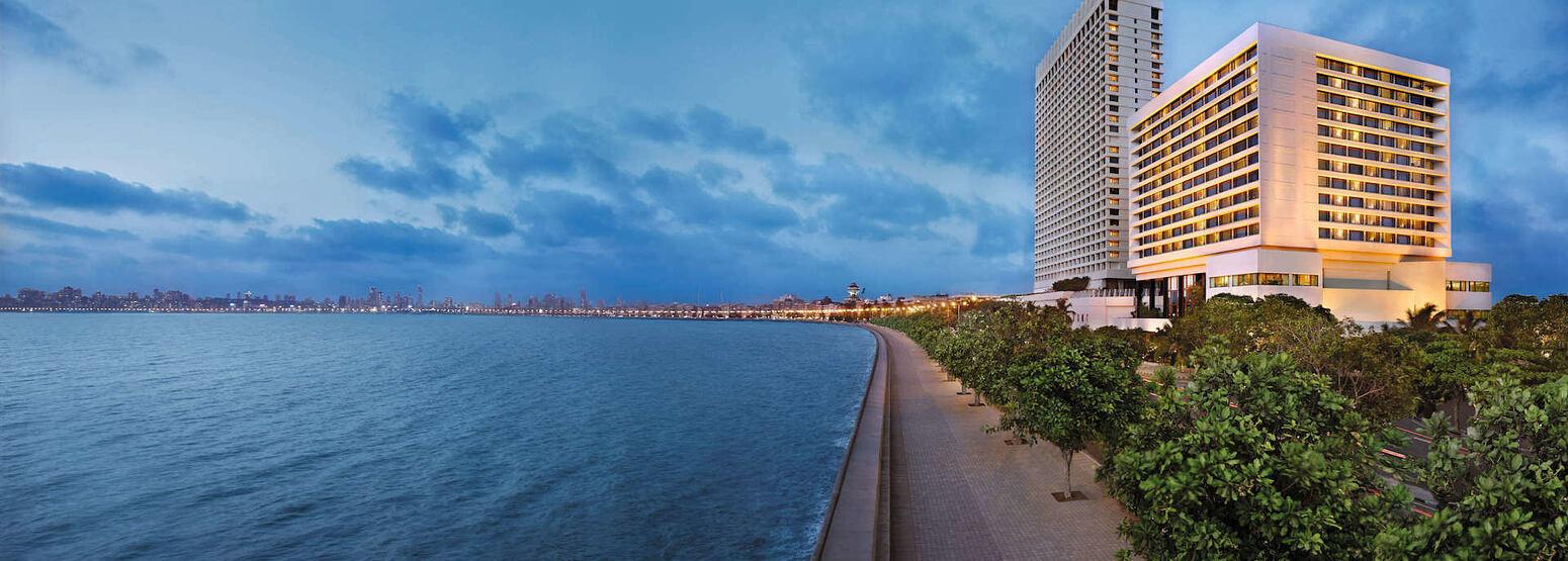 Exterior View of The Oberoi Mumbai