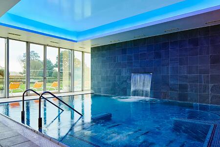 thalasso pool at champneys tring hotel uk