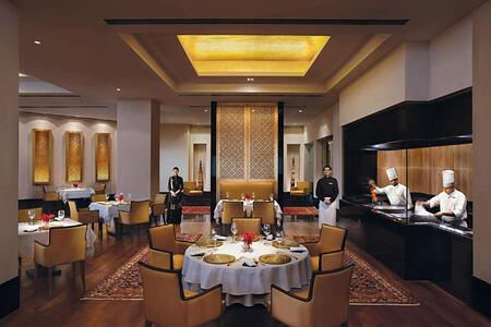 Ziya, modern Indian cuisine restaurant at The Oberoi Mumbai