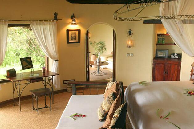 a river cottage at tongabezi hotel zambia