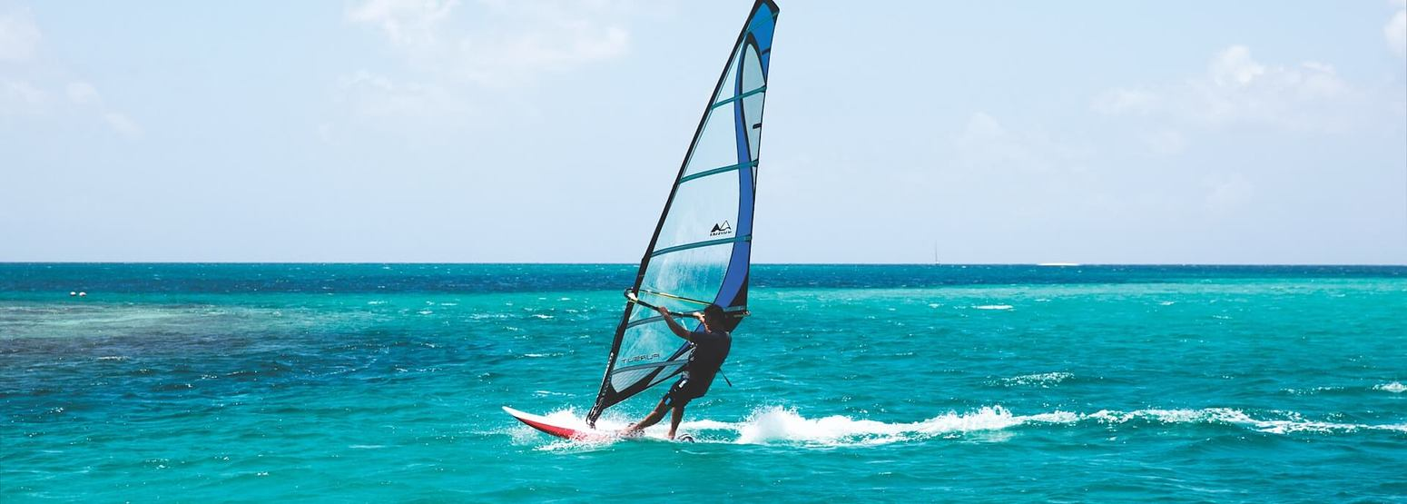 sailing at petit st vincent hotel