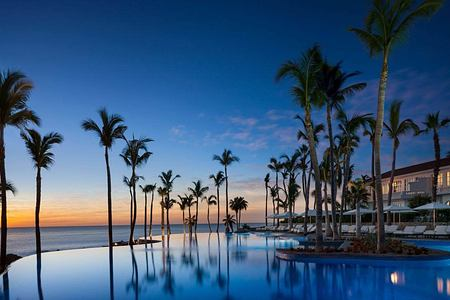 agua pool at one and only palmilla mexico