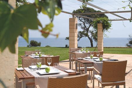 bar at can simoneta hotel mallorca