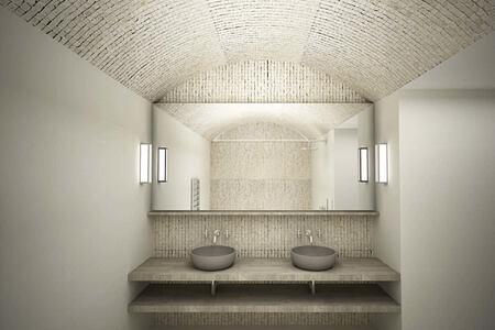bathroom at Euphoria Resort