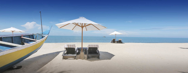 beach at Carnoustie Ayurveda & Wellness Resort
