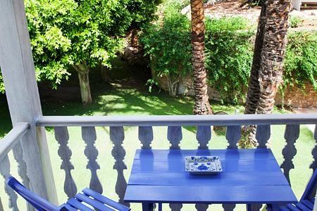 classic room balcony at can gasi hotel ibiza