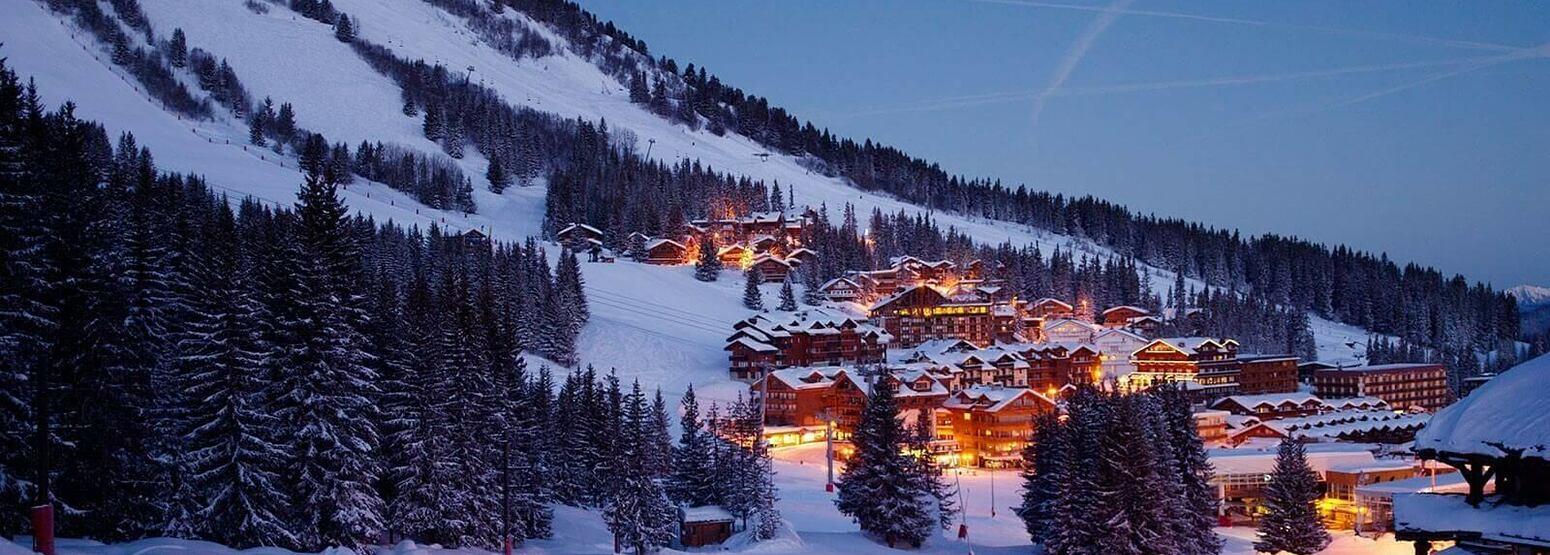courchevel village at aman le melezin hotel france