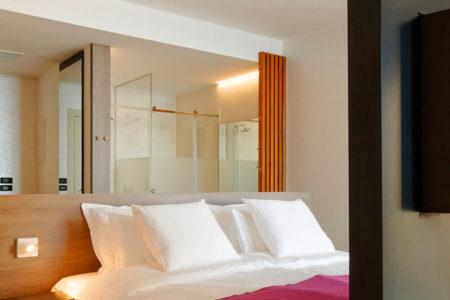 deluxe suite at hotel ola croatia