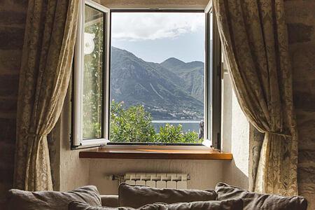 deluxe suite view at palazzo radomiri hotel montenegro