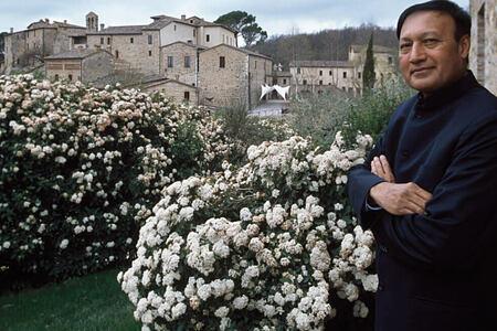 doctor ali at Castel Monastero hotel