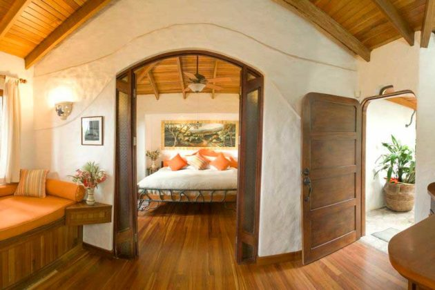 el roble suite at finca rosa blanca resort costa rica