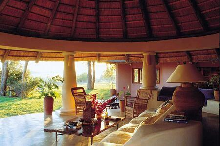 enjoy the river views at tongabezi hotel zambia