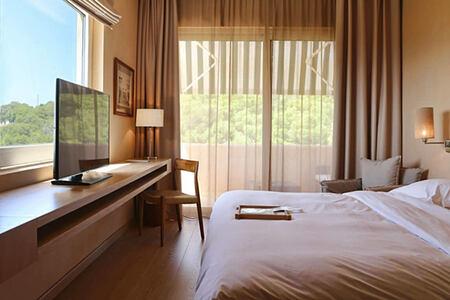 executive room at The Margi hotel