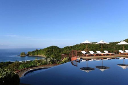 fabulous coastal views at punta islita hotel costa rica