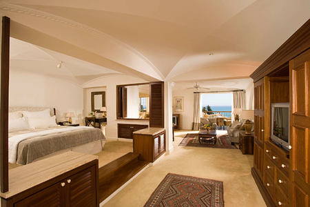 family 2 bedroom sea view suite at columbia hotel cyprus