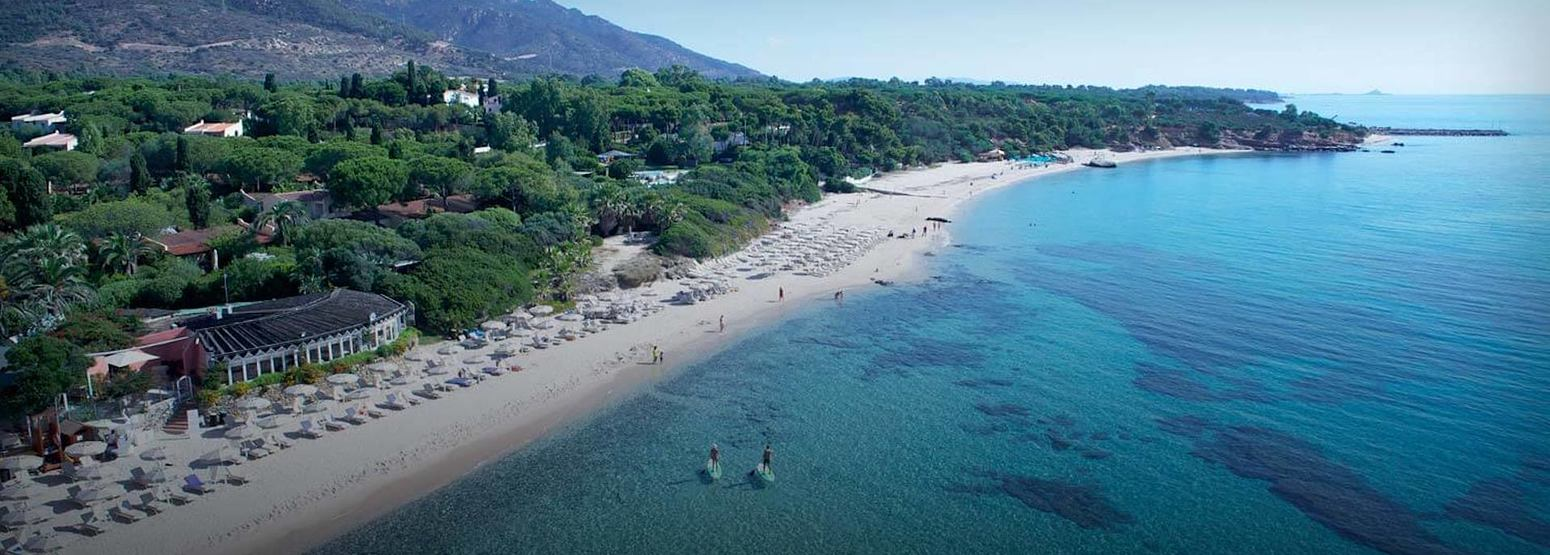 forte village at Royal Pineta Hotel Italy