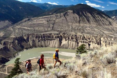 fraser canyon at echo valley ranch canada
