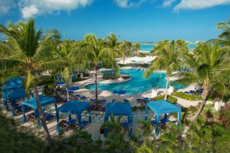 free form pool at sandals emerald bay resort bahamas