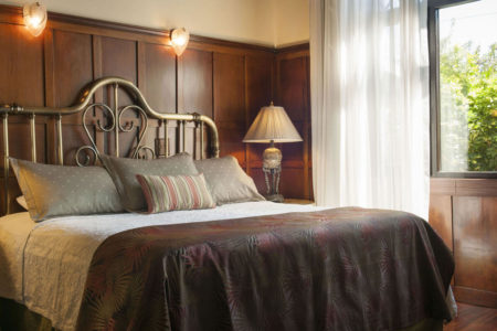 garden suite at hotel grano de oro costa rica