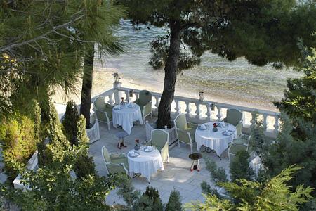 gourmet at Danai Beach Resort