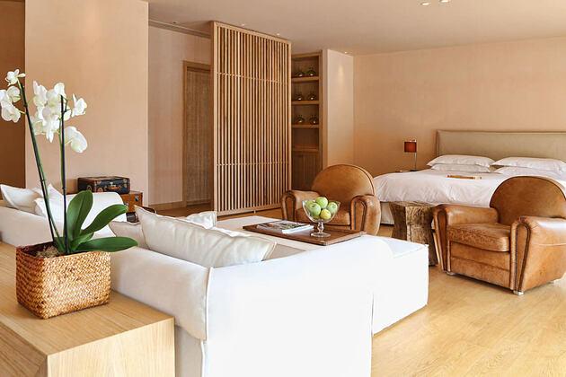 grand terrace suite at The Margi hotel