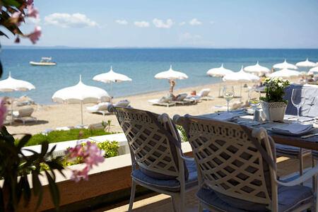 beach view at Danai Beach Resort