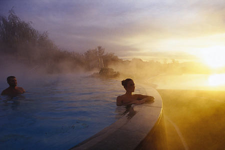spa at Adler Thermae hotel italy