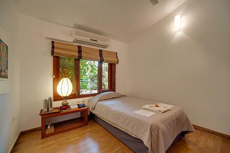 interior at shreyas hotel india