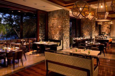 italian restaurant at four seasons paypagayo resort costa ricca