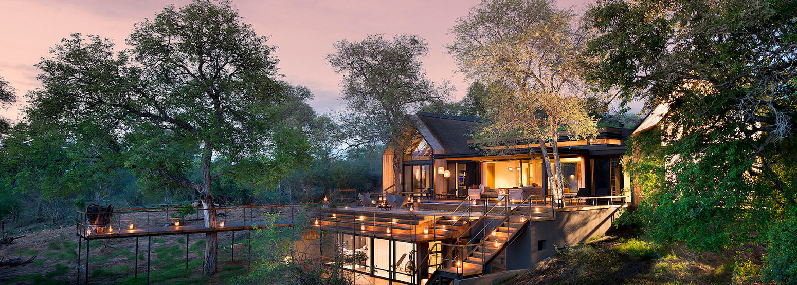 ivoory lodge at lions sands south africa