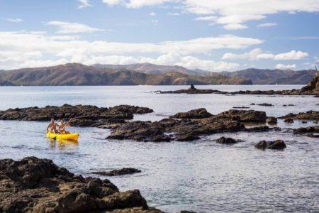 kayaking at four seasons paypagayo resort costa ricca