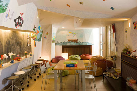kids club at columbia hotel cyprus