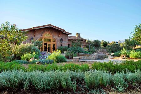 la cocina building at rancho la puerta spa retreat mexico