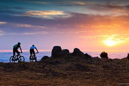 mountain biking at Galosol Resort Madiera