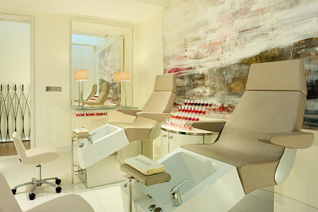 manicures and pedicures at coworth park england uk