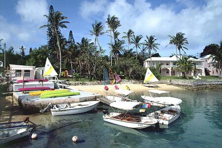 marina at cambridge beaches at cambridge beaches resort and spa bermuda