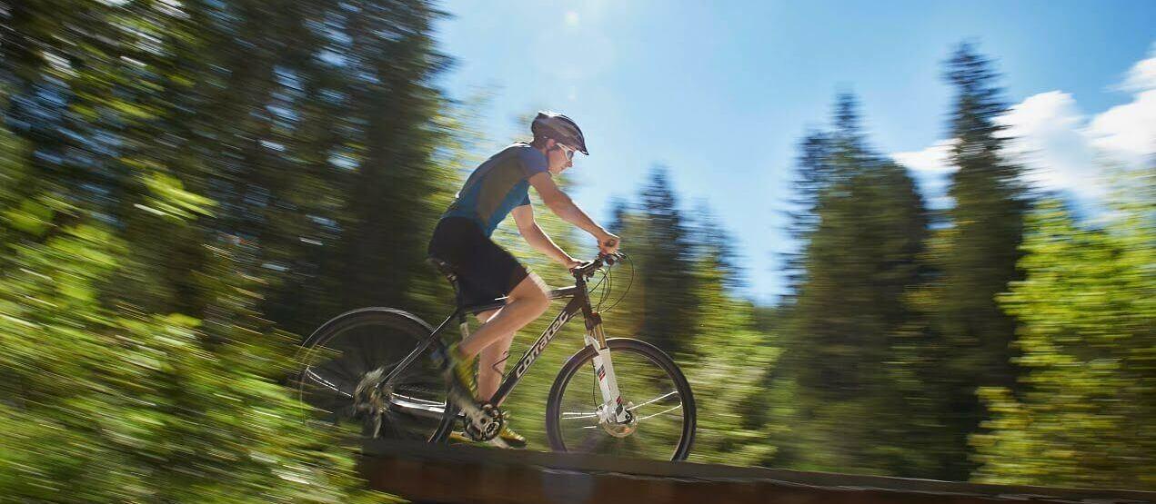 mountain biking adventures at Schloss Elmau