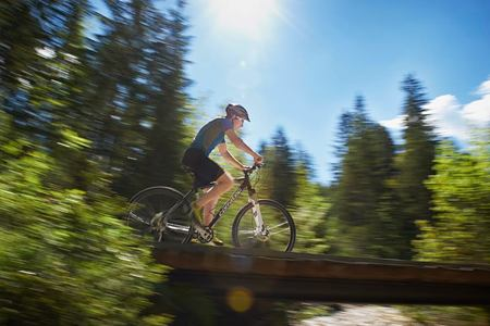 mountain biking adventures at Schloss Elmau