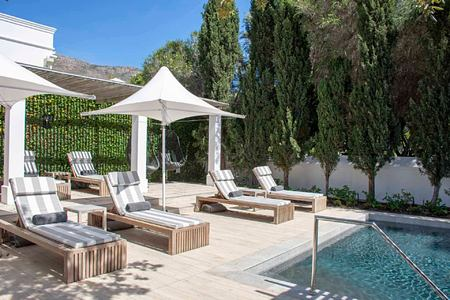 pool area 3 at steenberg hotel south africa